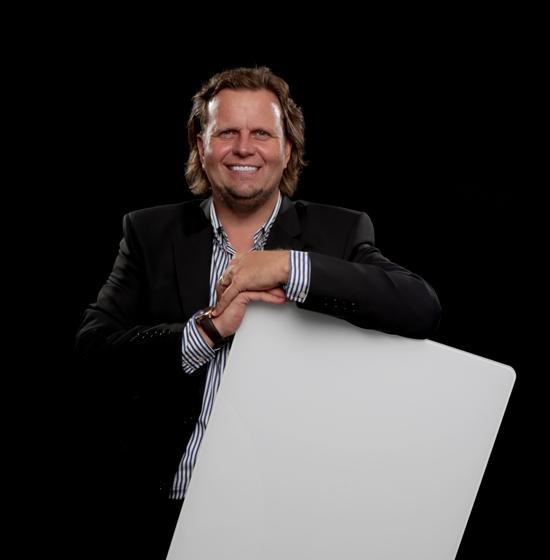 Infrarotexperte Horst Burgstaller