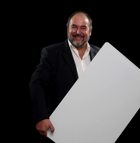 Infrarotexperte Markus Leo Otto