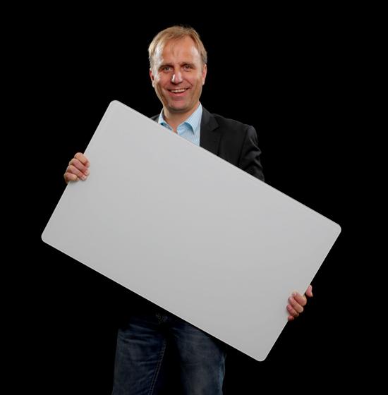 Infrarotexperte Rupert Schnitzhofer